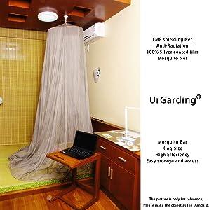 UrGarding EMF Shielding Canopy, Anti-Radiation Mosquito net