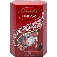 Lindt Lindor Milk Chocolate With Melting Filling - 500g