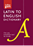 Collins Latin to English Dictionary (One Way) Gem Edition: Trusted support for learning, in a mini-format
