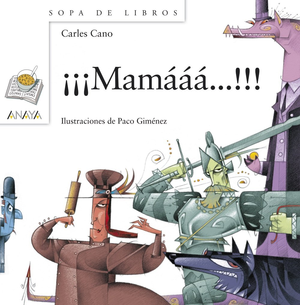 Mamaaa...!!! / Mamaaa...!!! (Spanish Edition) (Spanish) Hardcover – October 1, 2012