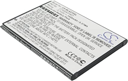 Replacement Battery for BLU - Mobile, Smartphone Battery: Amazon ...