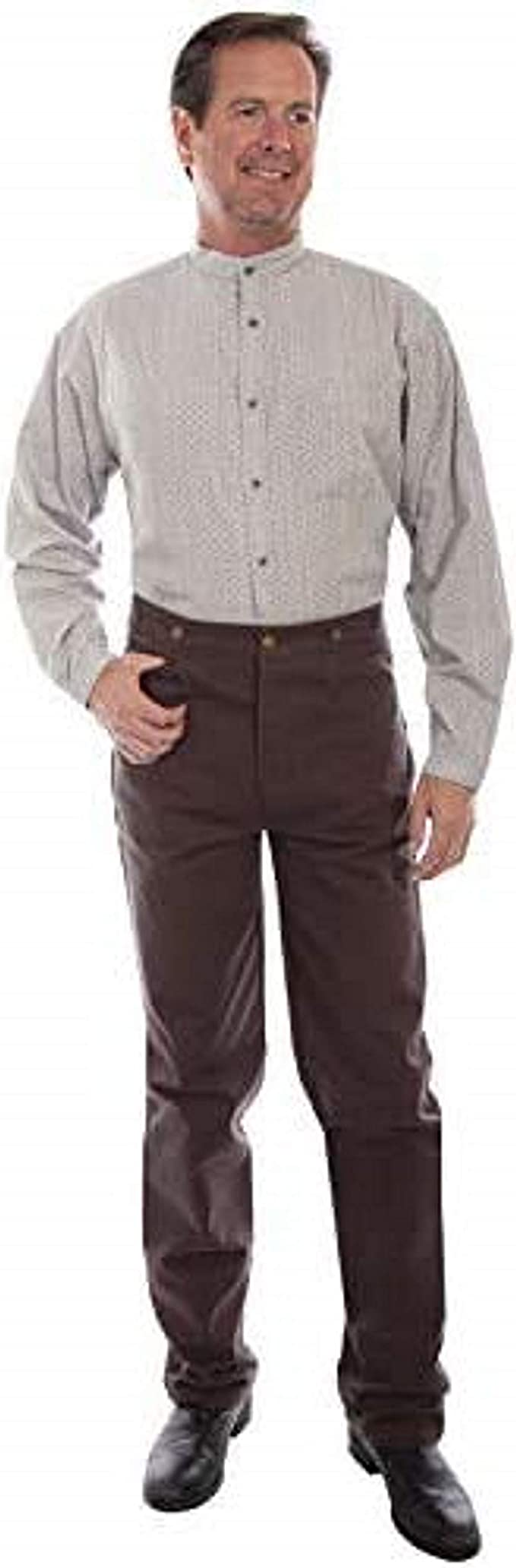 Scully Men's Rangewear Canvas Pant