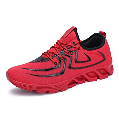 Men's Fashion Sneaker Breathable Walking Casual Tennis Athletic Running Shoes | Shoes