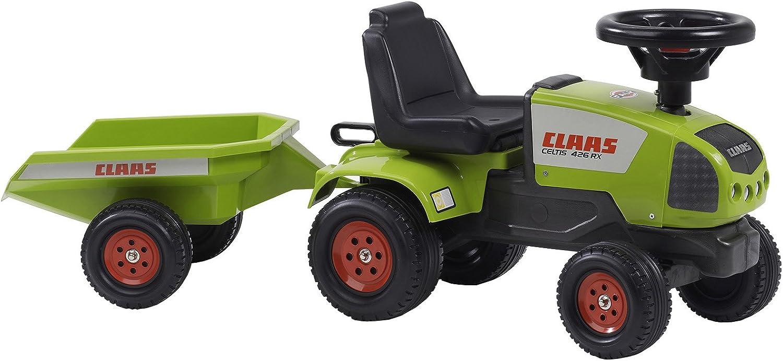 Claas Traktorrutscher mit Anh/änger