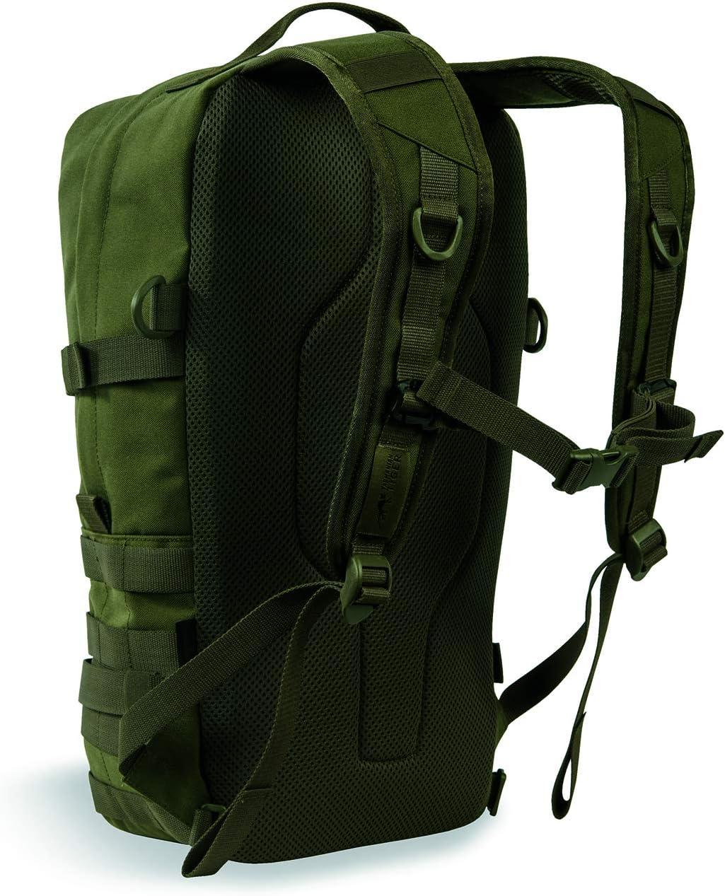 Tasmanian Tiger TT Essential Pack L MKII Sac /à Dos de Randonn/ée Militaire Tactique Compatible avec Molle dun Volume de 15 litres