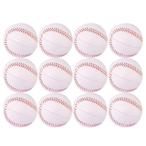 Niños espuma béisbol, gtkrtu elástico presión PU suave y de pelota ...