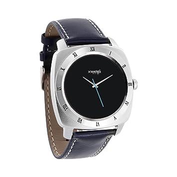 "Xlyne NARA XW Pro 1.22"" TFT Plata reloj inteligente - Relojes inteligentes (3,"