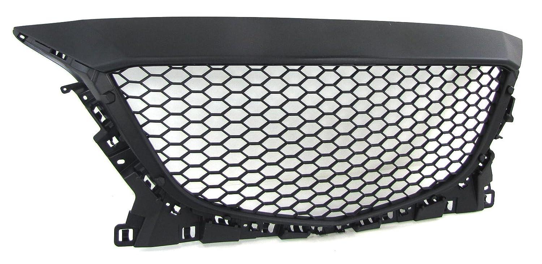 Carparts-Online 20435 K/ühlergrill Sport Grill ohne Emblem schwarz