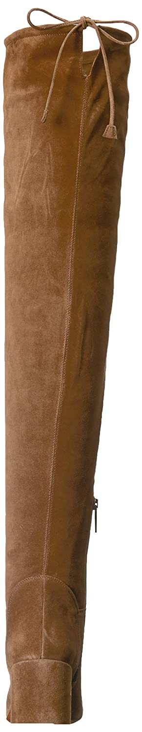 Aquatalia Womens Florencia Suede Over The Over The Knee Boot