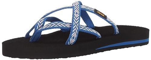 56f6372dd2a81 Teva Damen Olowahu W s Zehentrenner  Amazon.de  Schuhe   Handtaschen