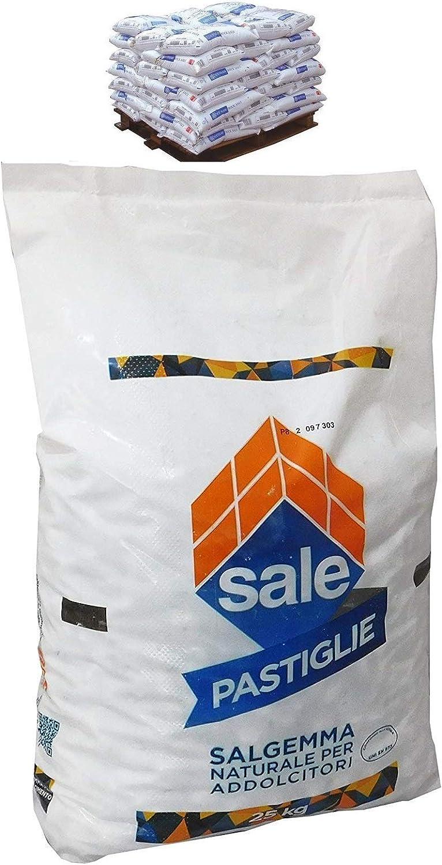 Silver Tabs Sale in Pastiglie per addolcitore e depuratori 25Kg per Sacco