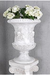 Blumentopf Louvre-Vase Amphore Stein, Topf Pflanzkübel