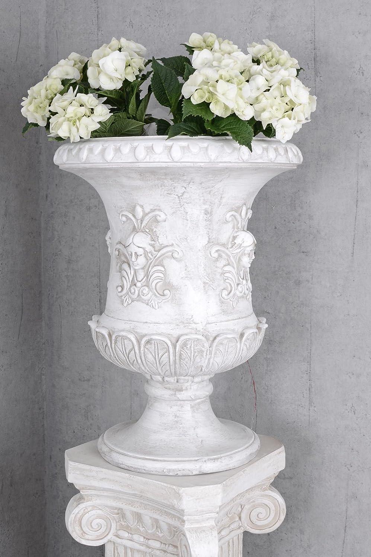 Prunkvase Prunkvase Prunkvase BAROCK Amphore Pflanzenpokal wetterfest Vase Blumenkübel Antik Palazzo Exclusiv c106e0