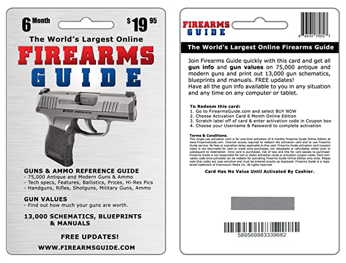 Free Firearm pros coupon
