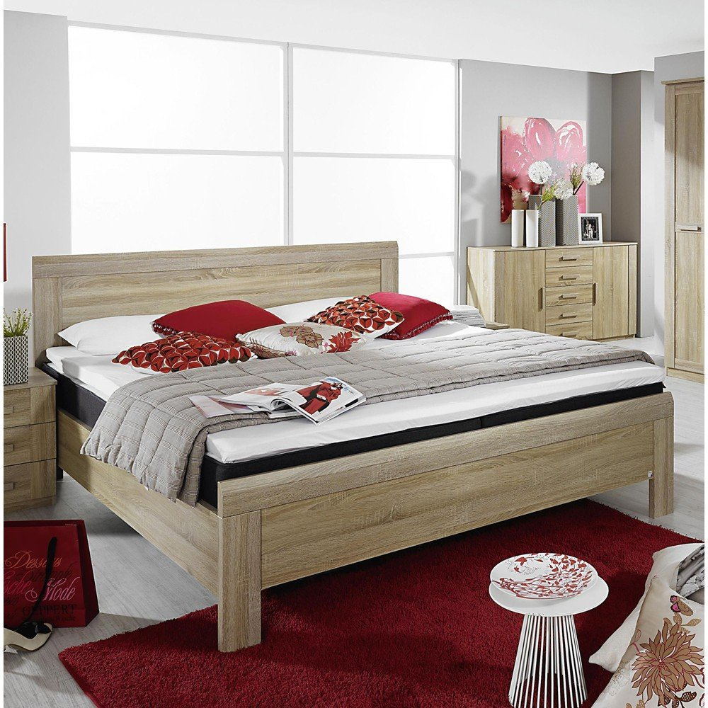 polsterbett 180x200 komforthhe cheap khles bett x komplett billig bett x komplett deutsche deko. Black Bedroom Furniture Sets. Home Design Ideas