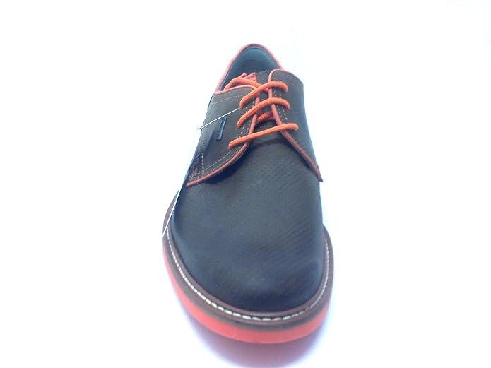 Fretz Men Zapatos Derby Locarno Gore-Tex® SurroundTM Moka EU 42 (UK 8) CJrcVKve