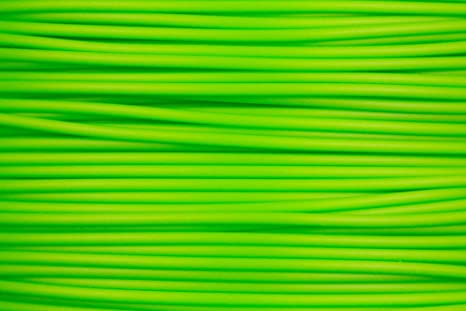 Make a Shape Filamento PLA verde ácido para impresoras 3D Ø 1,75 ...