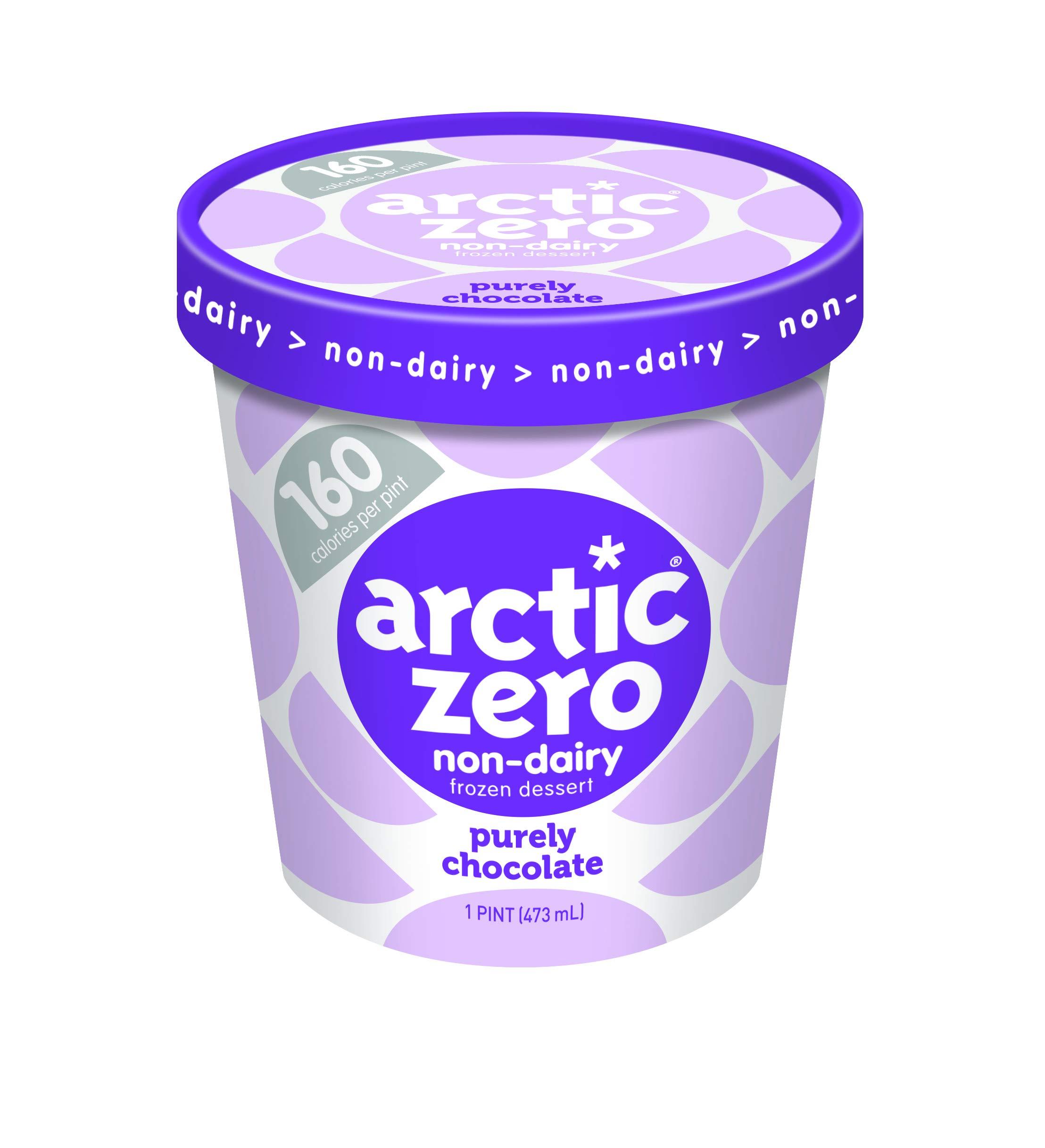 6 Pack, Arctic Zero Purely Chocolate Pint by Arctic Zero (Image #1)