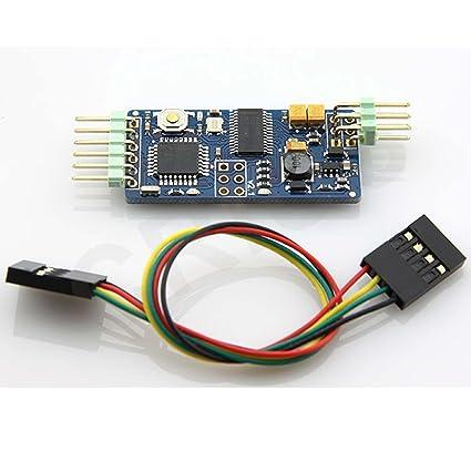XSD MOEDL Crius MAVLink-OSD V2 1 On-Screen Display MinimOSD for APM Pixhawk  MWC Telemetry