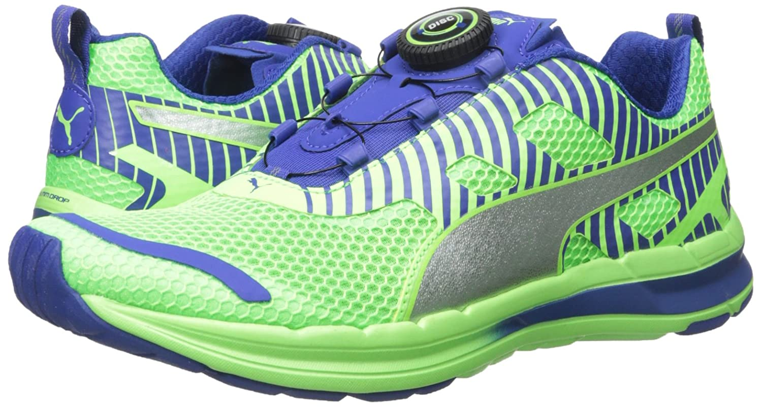 89b2e92806825 PUMA Womens Speed 300 S DISC-M Speed 300 S Disc-m Green Size: 5.5 US ...