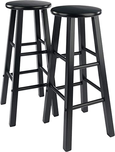 Winsome Element 2pc Set 29 Bar Stool