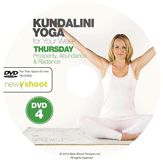 Kundalini Yoga for Your Week - The Definitive 5 DVD Boxset ...
