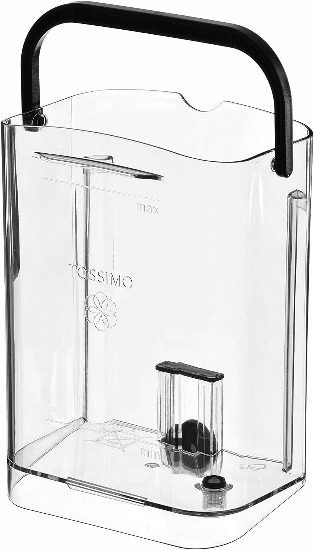 Depósito de Agua (sin Tapa) para Tassimo T20, T40, T65, T85 ...