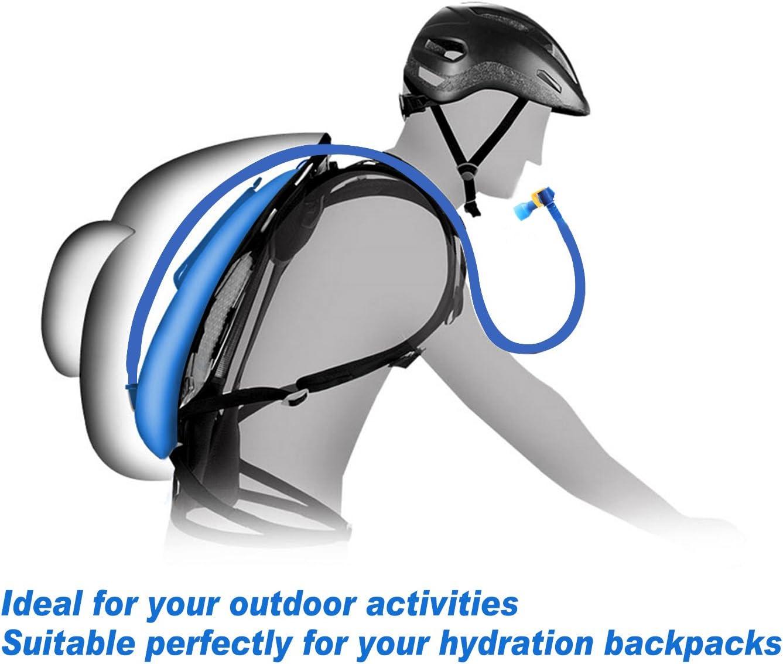 sans BPA la randonn/ée et Le Camping Reservoir pour la randonn/ée v/élo Approuv/é par la FDA Poche Unigear Poche Hydratation