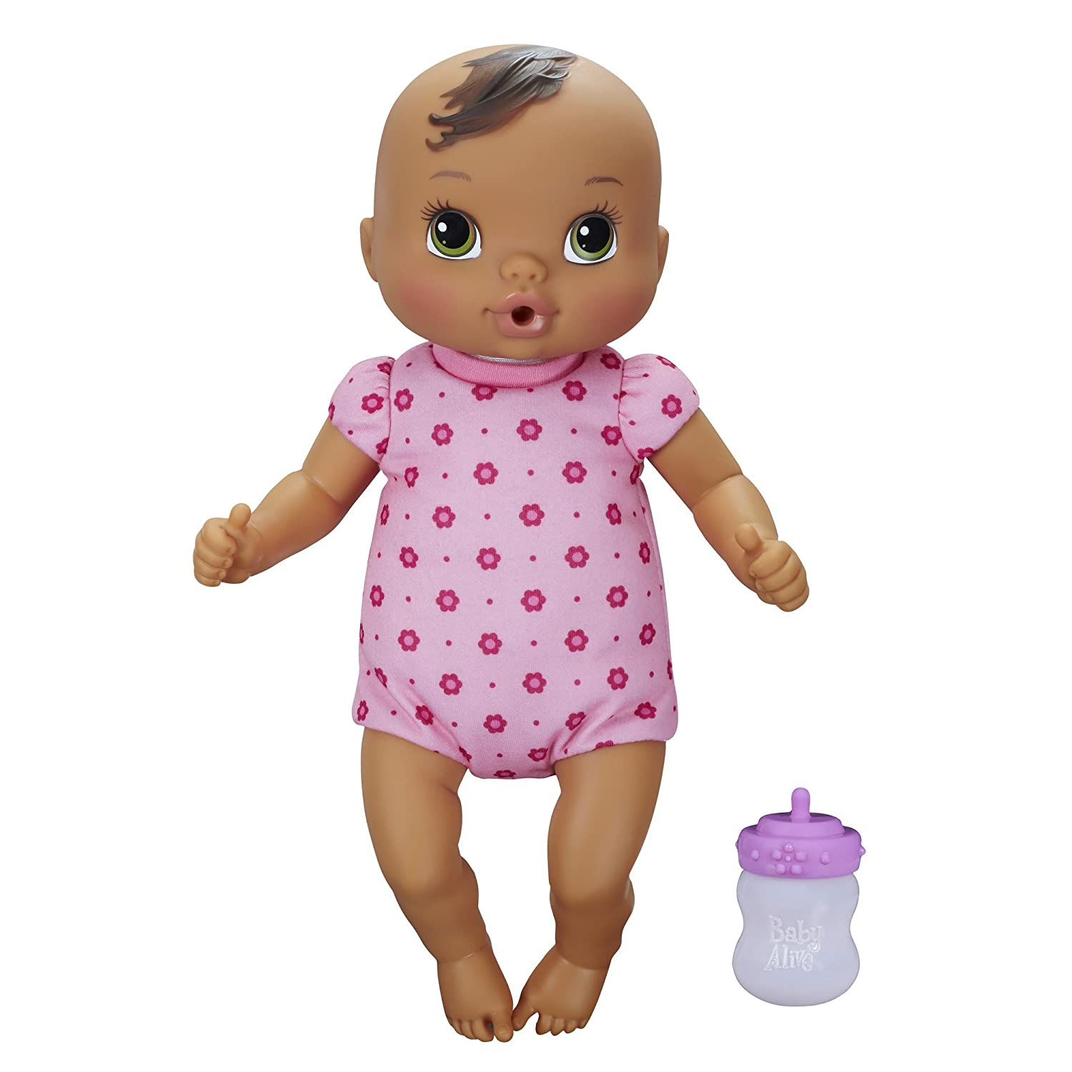 Baby Alive Doll Kids Toys Toddler Girls Soft Cuddly Gift Pretend