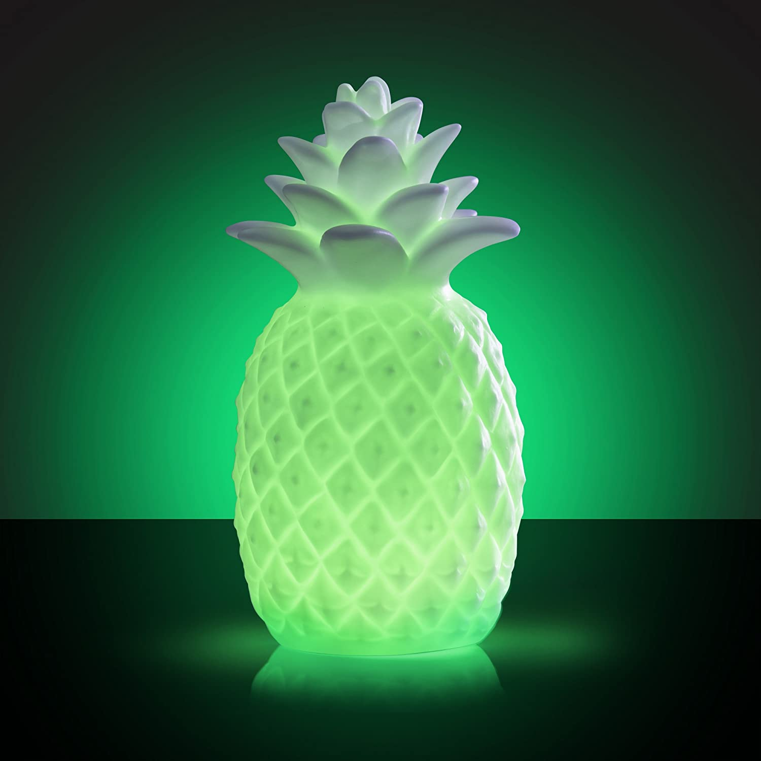 Ananas lumineux en silicone