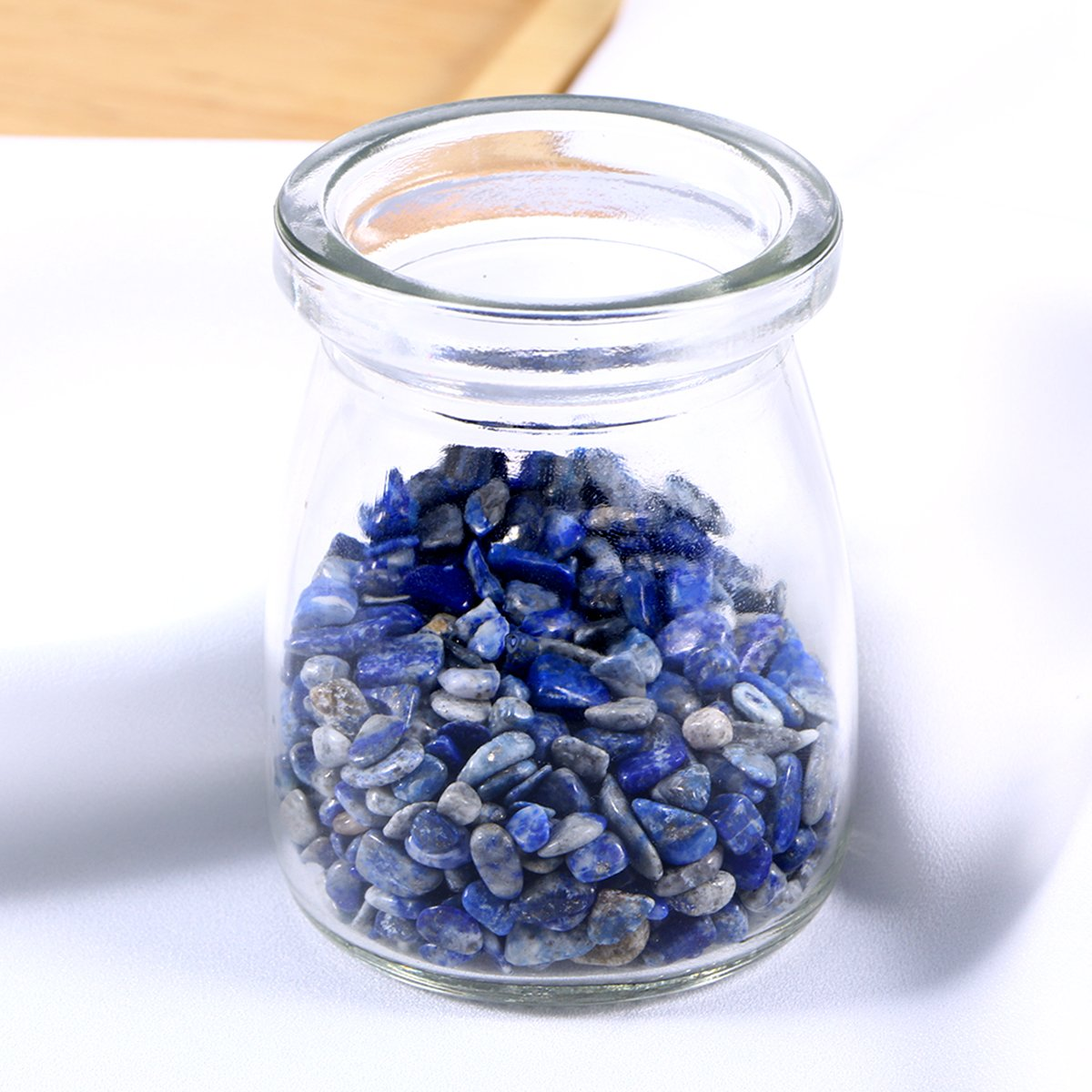 ueetek Mixed Color pulido grava decorativa River Rock piedras para peces tanque acuario (azul): Amazon.es: Electrónica