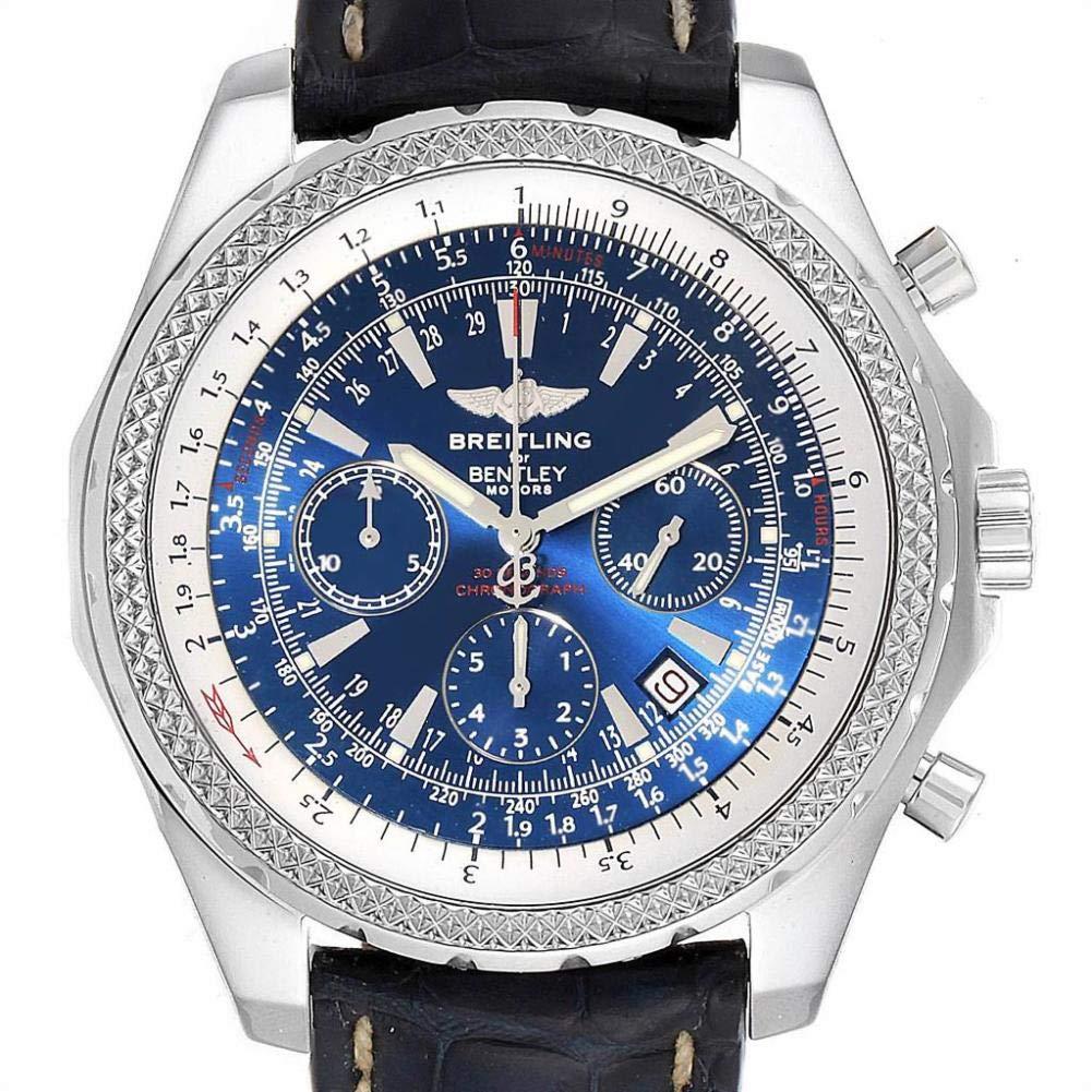Breitling Bentley Watches >> Amazon Com Breitling Bentley Automatic Self Wind Male Watch