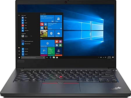 "Amazon.in: Buy Lenovo ThinkPad E14 Intel Core i3 10th Gen 14"" (35.56cms)  Full HD Thin and Light Laptop (4GB RAM/ 1TB HDD/ Windows 10 Home/ Black/  1.69 kg), 20RAS0SC00 Online at Low"