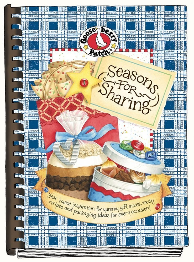 Seasons for Sharing Cookbook (Gooseberry Patch) pdf epub