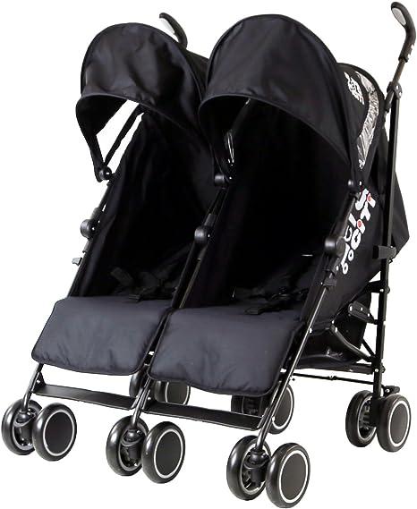 Heavy Duty Rain Cover To fit Zeta Citi Twin Stroller