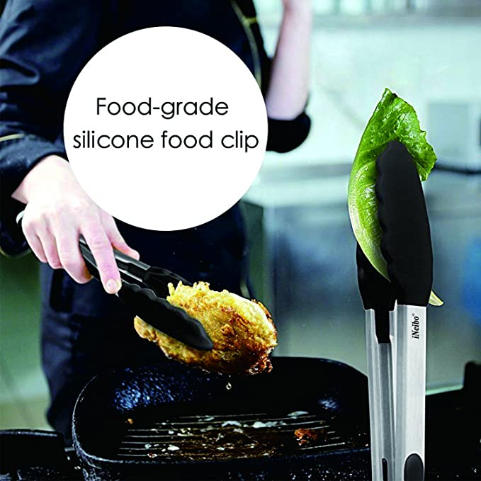 Amazon.com: iNeibo Premium – Carcasa de silicona de cocina ...