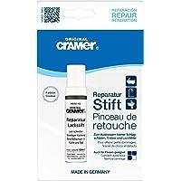 Cramer 15002DE reparatielakstift email, acryl, keramiek - zuiver wit - sanitairlak voor reparatie van kleinere schade…