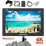 FEELWORLD T7 7 Inch Camera Field Monitor with 4K HDMI, Full HD 1920 x 1200 IPS Video Assist for DSLR