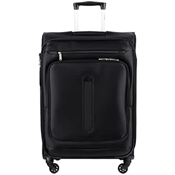 Valise cabine souple Delsey Maloti Slim 55 cm Marron glacé yti1XeAIX7