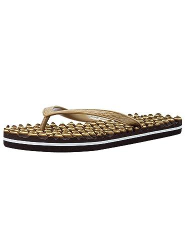 c2a354220ba oodji Ultra Women s Textured Sole Beach Flip-Flops  Amazon.co.uk ...