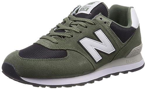New Balance Balance 574v2 Zapatillas Para Hombre Verde Dark