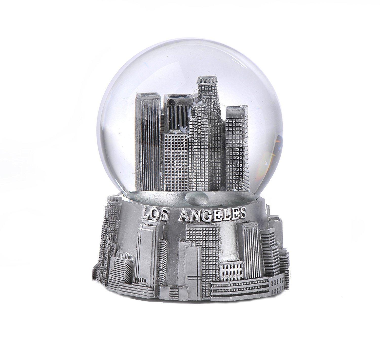 California Los Angeles Snow Globe 65mm Zizo