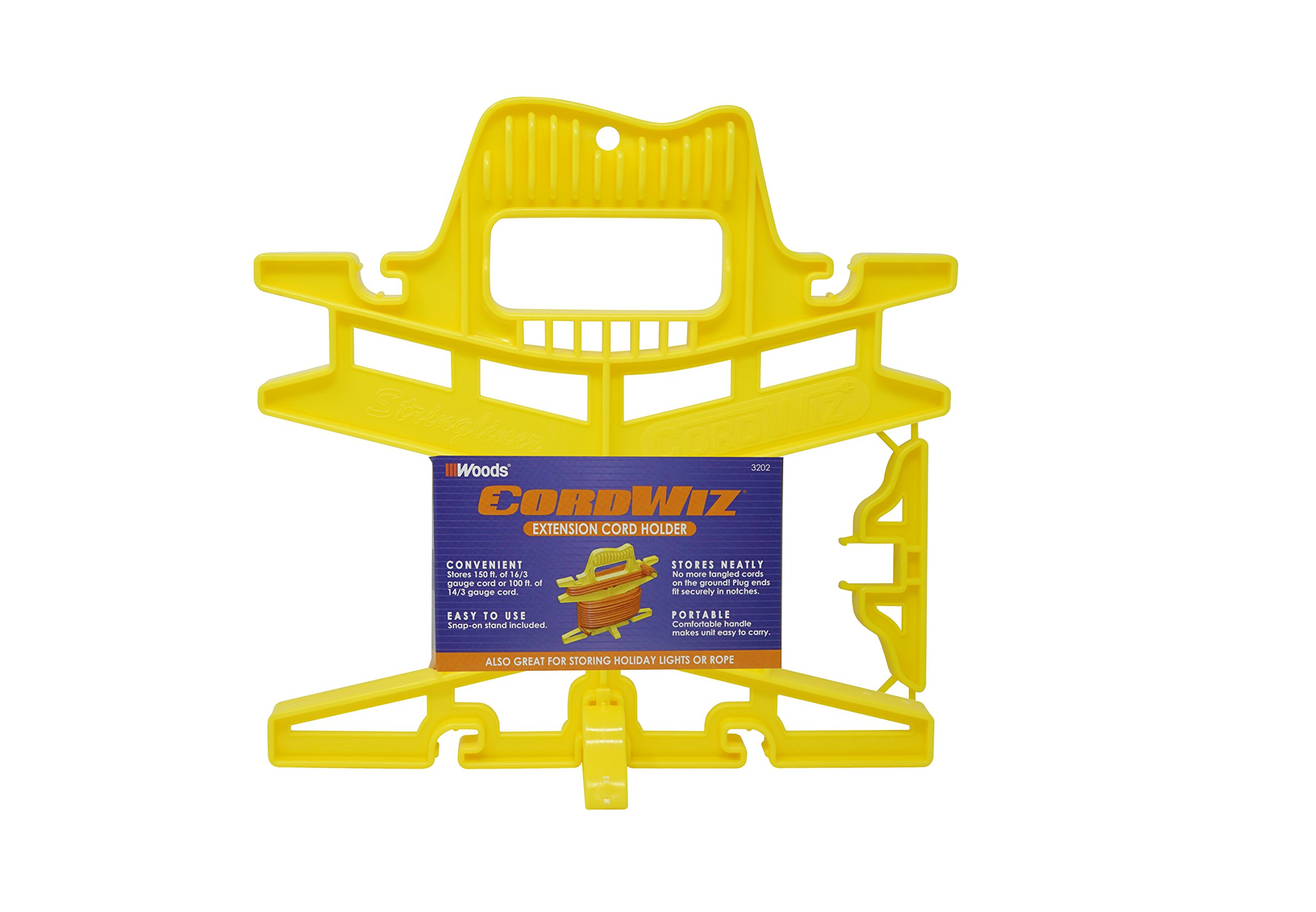 Woods 3202 Extension Cord Holder, 150-Feet