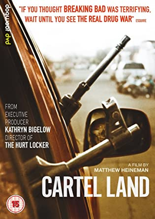 Amazon.com: Cartel Land [Import anglais]: Matthew Heineman ...