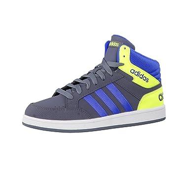 adidas neo Hoops Mid K Sneaker grau von Siemes