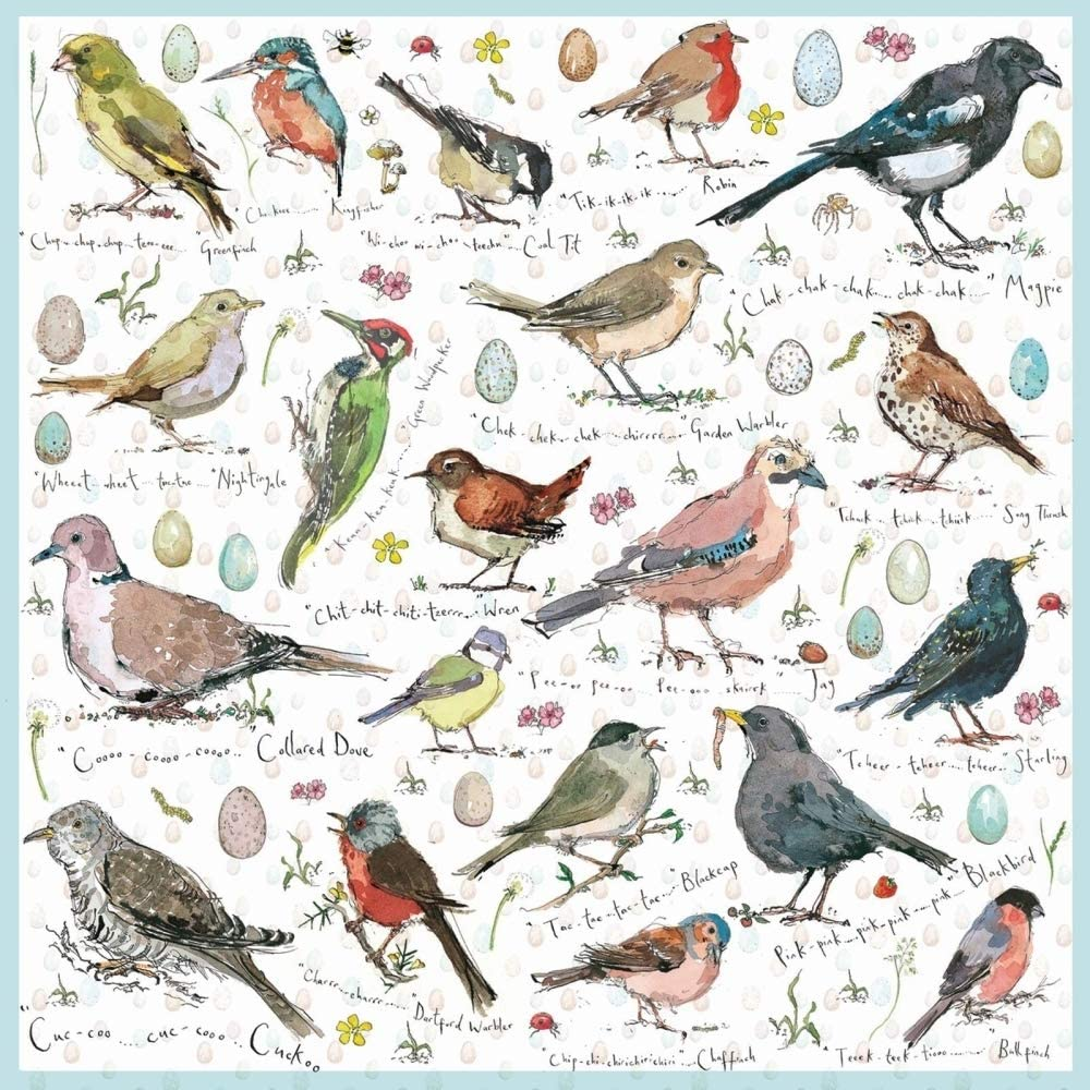 Otter House Jigsaw Puzzle Birdsong - 1000 Pieces