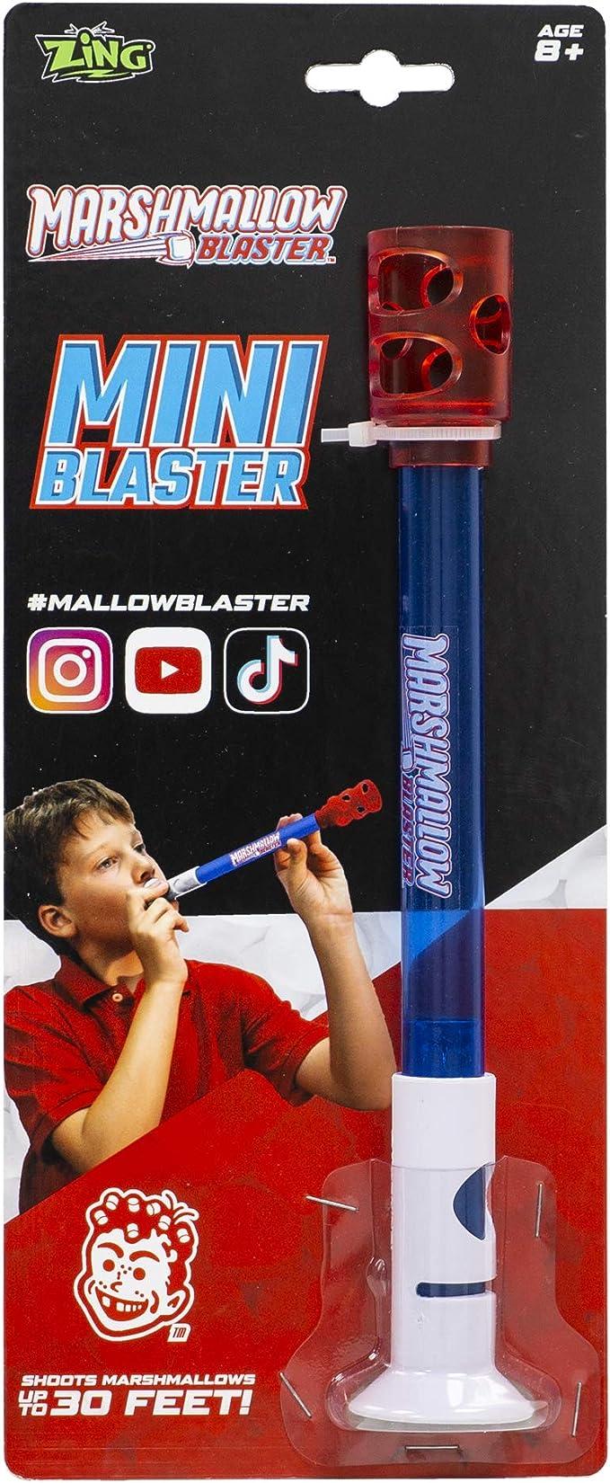 Fun Express Marshmallow Blow Blaster Shooter Set of 12