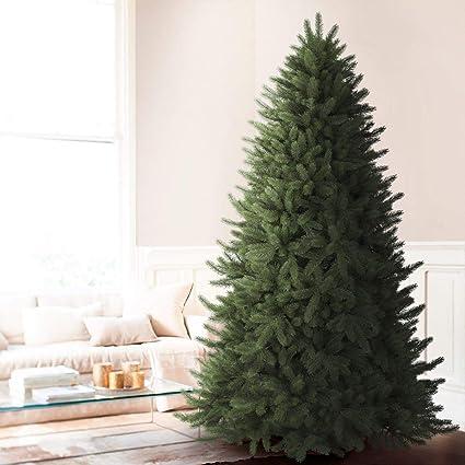 Balsam Christmas Trees.Balsam Hill Vermont White Spruce Narrow Premium Artificial Christmas Tree 6 5 Feet Unlit
