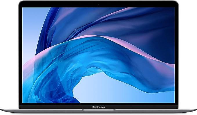 Amazon.com: Apple MacBook Air (13-inch, 8GB RAM, 256GB SSD Storage) - Space Gray (Latest Model)