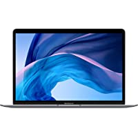 Apple MacBook Air (13-inch, 8GB RAM, 256GB SSD Storage) - Space Gray (Latest Model)